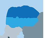 logo de bulle bleue assurance animaux